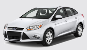Ford Focus III седан