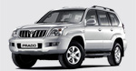 Подробнее об автомобиле Toyota-Land Cruiser Prado