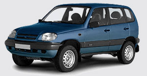 Chevrolet Niva цена в Ульяновске, характеристики